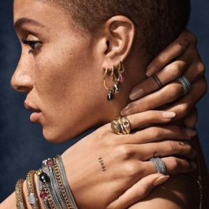 Adwoa Aboah & John Hardy collection